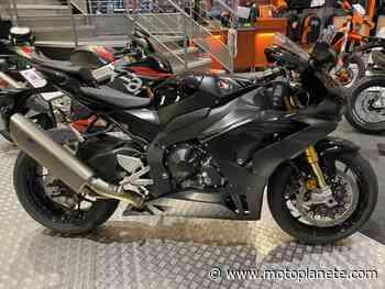 Honda CBR1000RR SP ABS 2020 à 23490€ sur SEYNOD - Occasion - Motoplanete