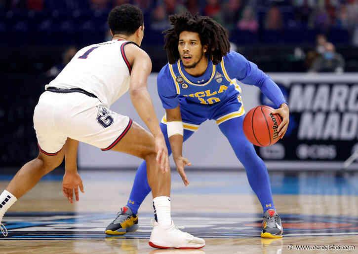 Final Four Photos: UCLA vs. Gonzaga in NCAA Tournament action