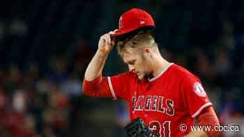 Angels' pitcher Ty Buttrey unexpectedly retires over loss of love for game