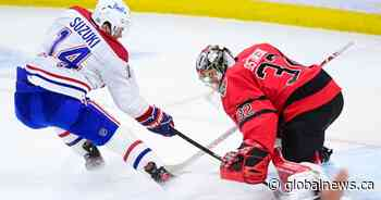 Call Of The Wilde: Ottawa Senators double the Montreal Canadiens 6-3