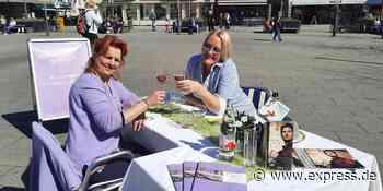 Köln-Rodenkirchen: Spargel-Aktion auf Maternusplatz - Express.de