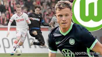 Wolfsburgs Gerhardt bestätigt: Der 1. FC Köln wollte mich zurückholen - Sportbuzzer