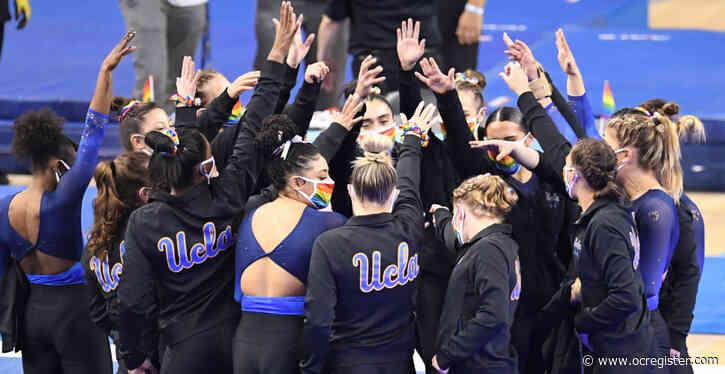 UCLA gymnastics post season-high, fall short of NCAA Championship trip