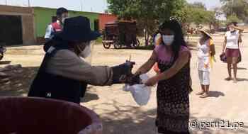 Lambayeque: donaron más de 1 tonelada de pescado en Mórrope y Olmos por Semana Santa - Diario Perú21