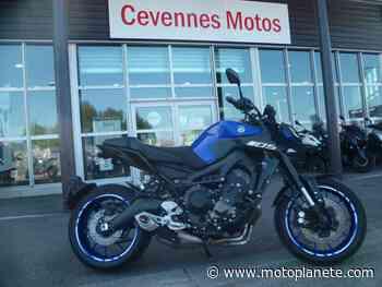 Yamaha MT-09 2018 à 7590€ sur ALES - Occasion - Motoplanete