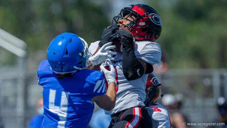 Scores from Saturday's high school football games