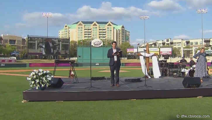 Plano Church Taking Easter Services To The Ballpark