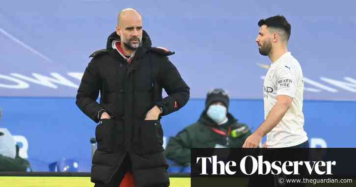 Sergio Agüero a man out of time as Manchester City change around him | Barney Ronay