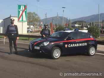 Ricercato internazionale arrestato nel parcheggio vicino al casello autostradale di Affi - Prima Verona