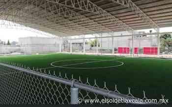 Convocan a torneo de futbol en Calpulalpan - El Sol de Tlaxcala