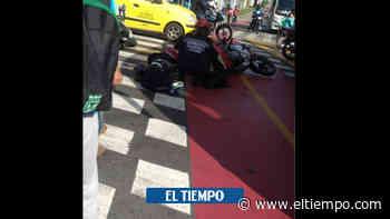 Lamentable, mujer falleció al ser arrollada por una volqueta en Itagüí - El Tiempo