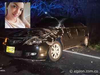 Mujer murió en accidente automovilístico en vía Bosconia–Valledupar - ElPilón.com.co