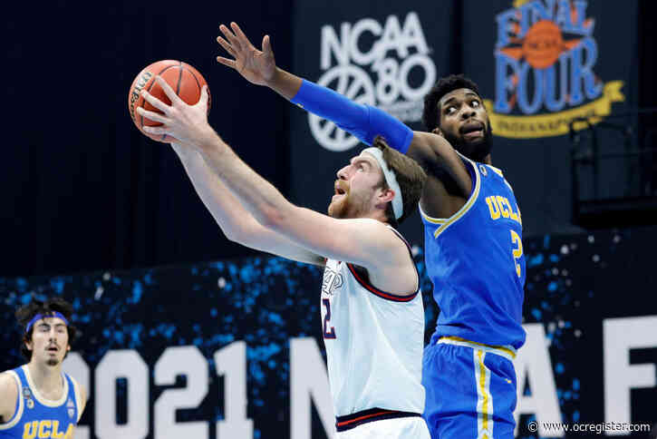 Time will heal the Bruins' wounds after the shocking end of this loss to Gonzaga