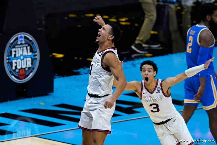 Alexander: Jalen Suggs created a March Madness memory
