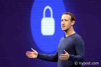 Mark Zuckerberg's cellphone number goes online after massive Facebook hack - New York Post