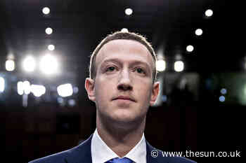 Mark Zuckerberg's phone number LEAKED in huge attack from hackers who posted personal data of 533 million F... - The Sun