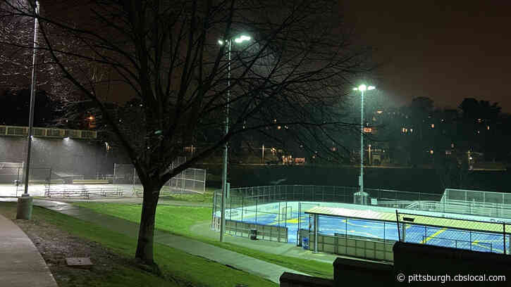 Brookline Memorial Park Receives Lighting Upgrade For Parking Lot, Courts
