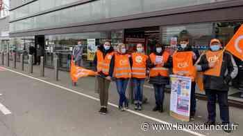 précédent Des salariés du Carrefour Market d'Estaires affichent leur ras-le-bol - La Voix du Nord