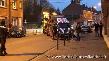 Accident : Estaires : un véhicule en percute deux autres jeudi soir rue du collège - L'Indicateur des Flandres