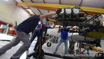 précédent Le transfert du BTS aéronautique d'Hazebrouck à Estaires commencera à la rentrée - La Voix du Nord