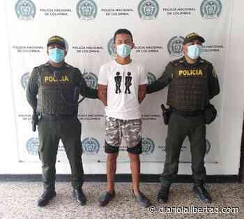 Capturado en Polonuevo uno de los más buscados por delito de homicidio - Diario La Libertad