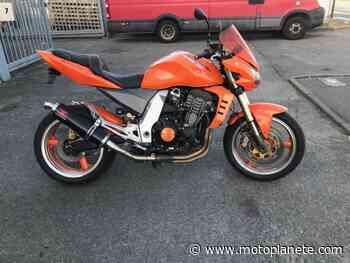 Kawasaki Z 1000 2003 à 3800€ sur CHELLES - Occasion - Motoplanete