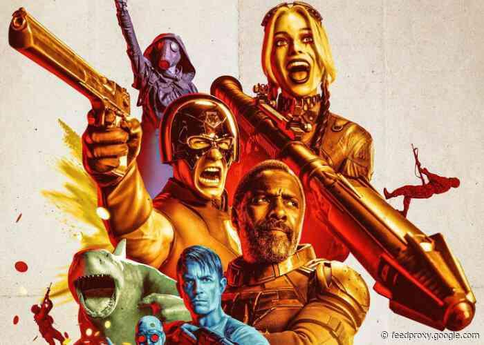 The Suicide Squad 2 film premiers August 6th, 2021