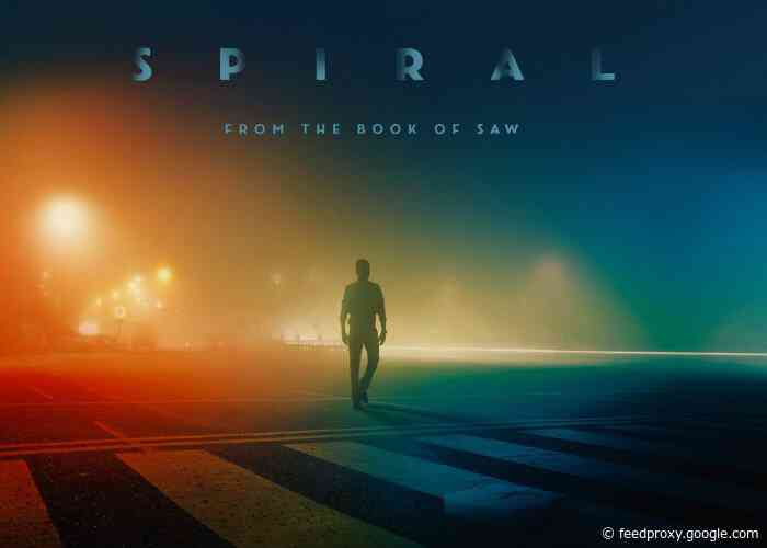 Spiral From the Book of Saw film stars Chris Rock, Samuel L. Jackson