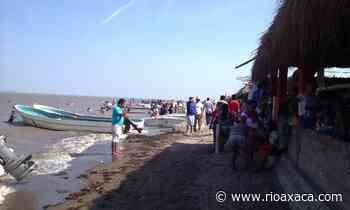 Pese a COVID-19, turistas abarrotan playas de Puerto Escondido – RI Oaxaca - RIOaxaca