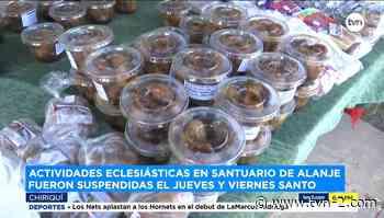 Pequeños comerciantes logran buenas ventas en Alanje - TVN Panamá