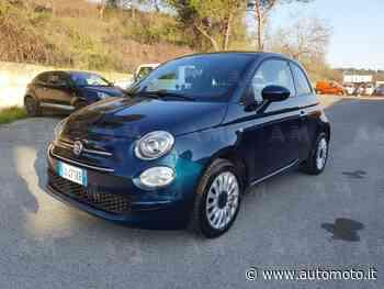 Vendo Fiat 500 1.2 Lounge usata a Terranuova Bracciolini, Arezzo (codice 8892579) - Automoto.it