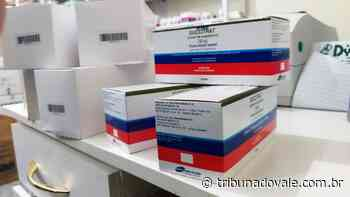 Saúde de Ibaiti recebe lote de remédios do 'kit intubação' - Tribuna do Vale