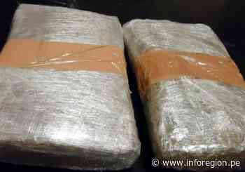 Policía decomisa dos kilos de cocaína en Huanta - INFOREGION