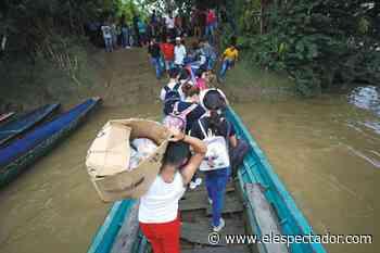 Crisis en Arauca: llegan 300 venezolanos desplazados a Saravena - El Espectador