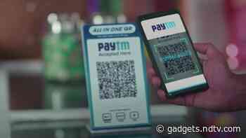 How to Scan Paytm QR Code From Gallery on iPhone: Follow These Steps