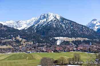 Landschaftsvideo: Umgeben von den Allgäuer Alpen: So schön ist es in Oberstdorf - Oberstdorf - all-in.de - Das Allgäu Online!