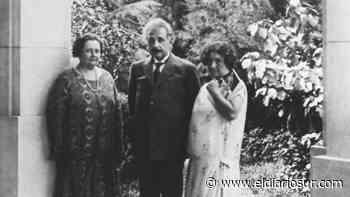 Albert Einstein, un vecino más: la historia de su estadía en Llavallol - El Diario Sur