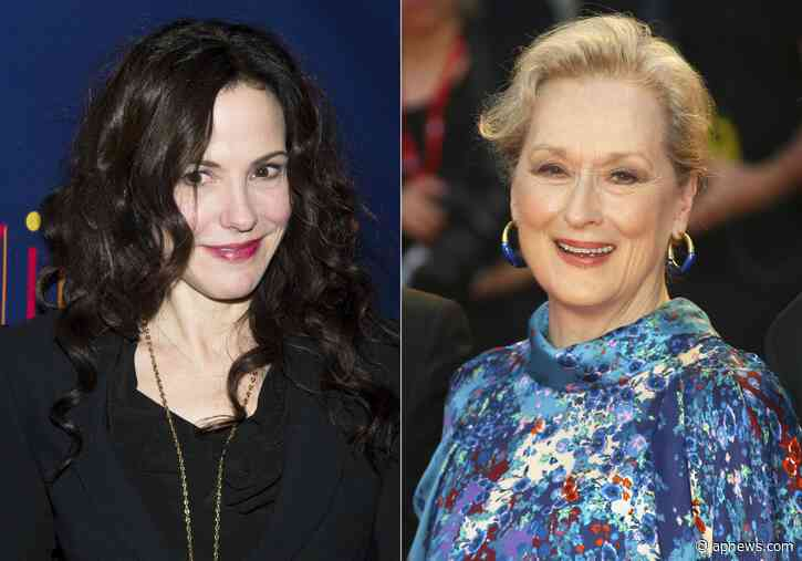 Meryl Streep, Mary-Louise Parker to star in spring plays - Associated Press