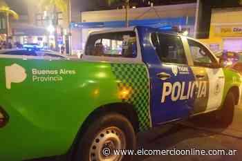 Detienen en Don Torcuato a un hombre acusado de robar dos veces en tres días una empresa de alimentos - elcomercioonline.com.ar