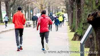 Hornberg: Spendenlauf für die Rehabilitationsklinik Katharinenhöhe - Kinzigtal - Schwarzwälder Bote