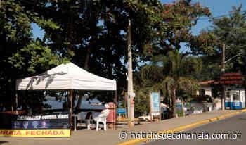 Barreira Sanitária em Cananeia: Ação conjunta dos municípios pelo enfretamento do COVID 19 - Noticia de Cananéia