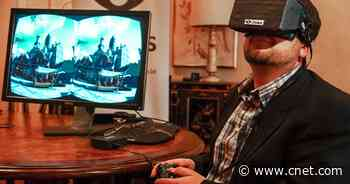Oculus Rift review, revisited: The dream's real now     - CNET