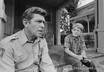 'The Andy Griffith Show': Despite Andy's Rumored Temper, Ron Howard Says Show Environment Brought 'Sense of Joy' - Showbiz Cheat Sheet