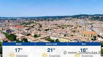 Météo Aix-en-Provence: Prévisions du vendredi 2 avril 2021 - 20minutes.fr