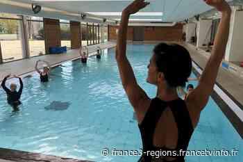Aix-en-Provence : elles dansent dans l'eau pour oublier la maladie ou la douleur - France 3 Régions