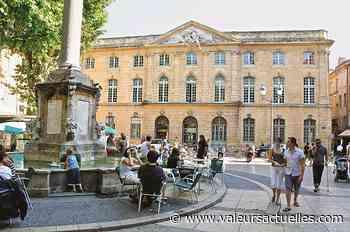 Un nouveau tribunal judiciaire à Aix-en-Provence - Valeurs Actuelles