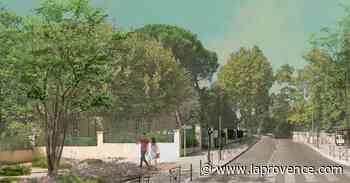 Aix-en-Provence : la Ville procède actuellement à la végétalisation du square Seguin - La Provence