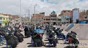 Puno: reactivarán juntas vecinales para combatir delincuentes en Desaguadero - LaRepública.pe