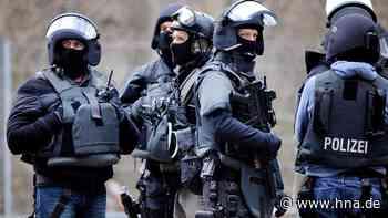 Frielendorf: Polizei rückt mit SEK an - HNA.de