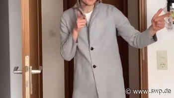TikTok Comedy Eningen: Der Junge mit dem Geschirrtuch - SWP